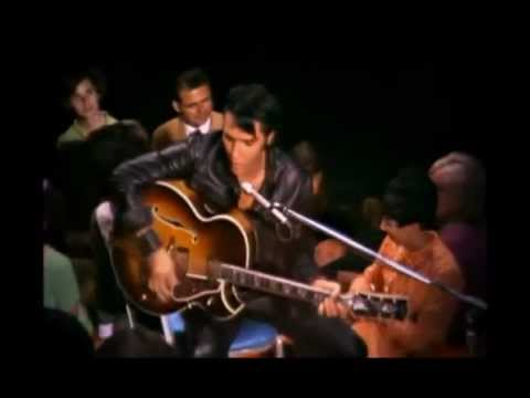 Elvis plays Chuck Berry GREAT SONG !!!!!!!!