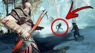 OS EASTER EGGS MAIS INCRÍVEIS DO NOVO GOD OF WAR!