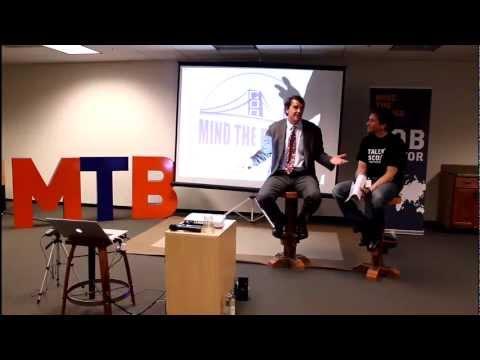 Tim Draper fireside chat at MTB - on Values, Draper University and Bizworld