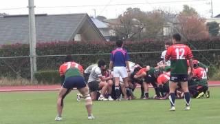 Repeat youtube video 20161127 vs市川RUSH