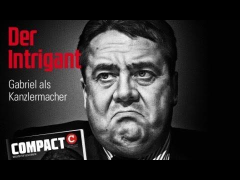 COMPACT 1/2014 - Das unheimliche NSU-Zeugensterben -- Kriegsschuldlüge 1914 -- Intrigant Gabriel