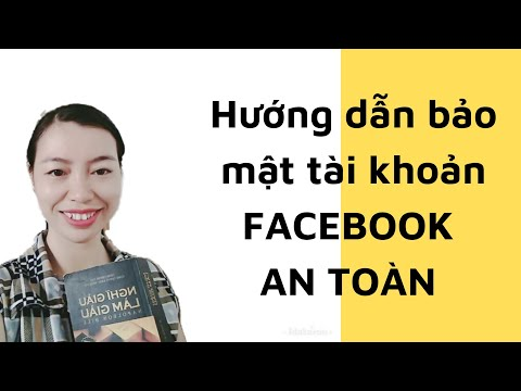 bị hack mất tài khoản facebook - 02/Hướng dẫn bảo mật  tài khoản Facebook để không bị HACK