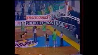 Νίκος Γκάλης - Η επιστροφή ως αντίπαλος 1993