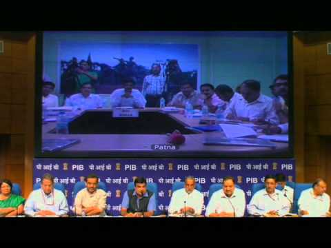 Press conf. by Sh Nitin Gadkari, Union Minister for Road Transport & Highways and Shipping