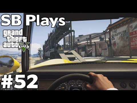 Cars for Devin Weston [Trevor/Franklin] - SB Plays GTAV [ep52]