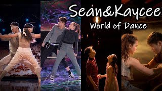 Sean & Kaycee - World of Dance Compilation