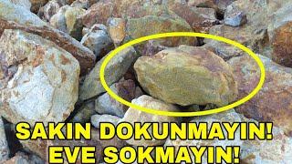 SAKIN DOKUNMAYIN! EVE SOKMAYIN!