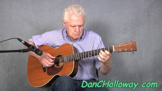 Lay Down Your Weary Tune - Tangled Up in Blue (Medley) Bob Dylan - Fingerstyle Guitar