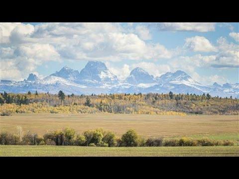 Modern Idaho Home With Teton Views