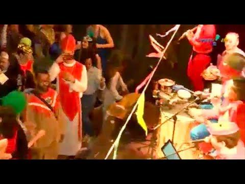 REDETV Clube Dos Democráticos @ Carnaval 2015