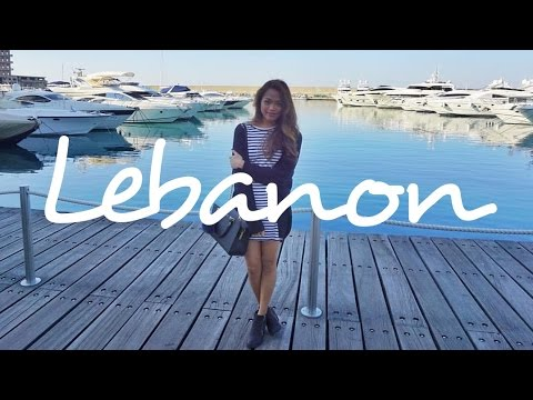 LEBANON | Travel Vlog