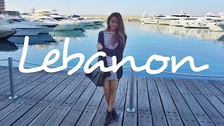LEBANON | Travel Vlog