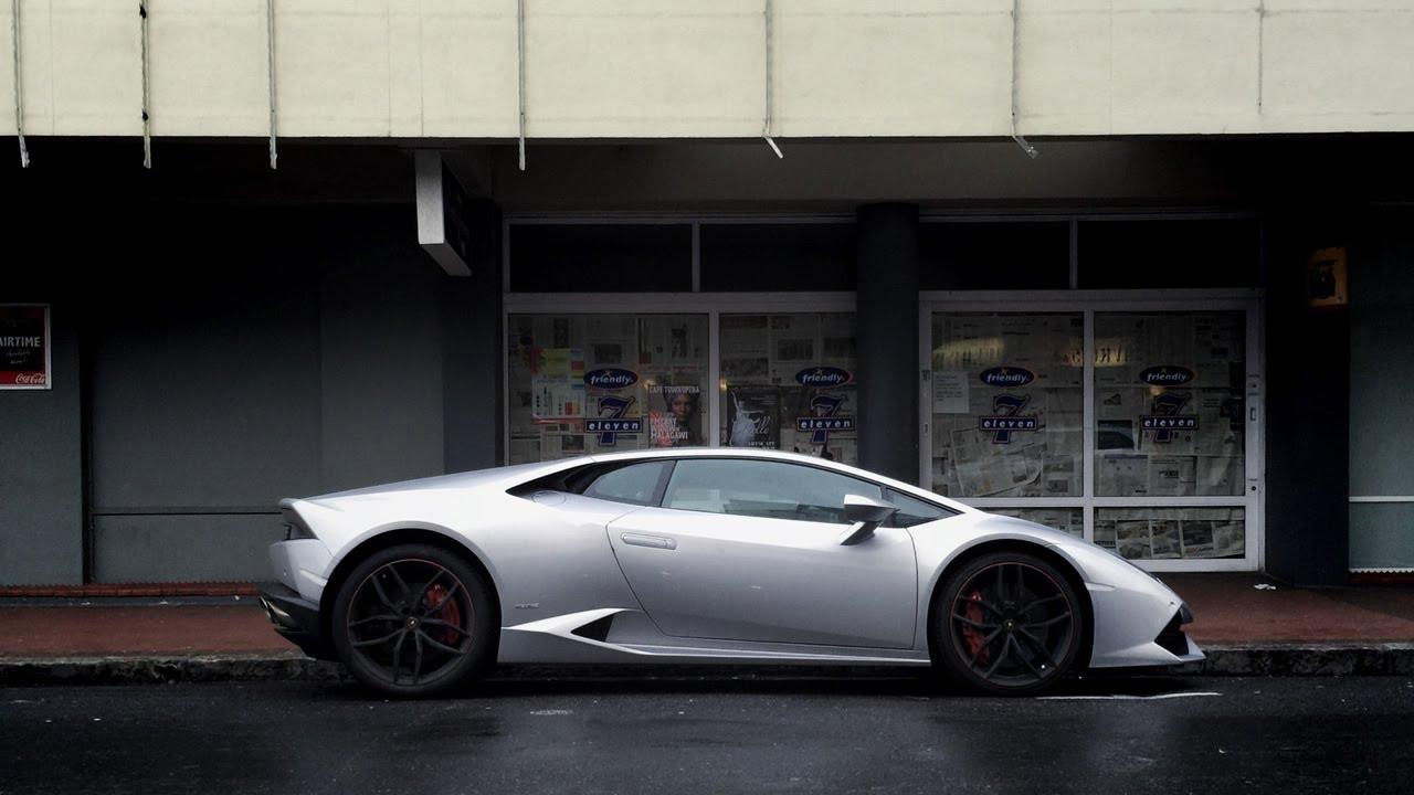 Lamborghini huracan key