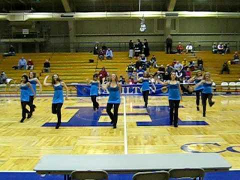 Space Jam Halftime - Hamilton College Dance Team