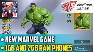 Marvel Super War Android Gameplay | New Moba Game Like Mobile Legends