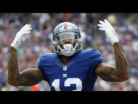 Odell Beckham Jr. || T-Shirt || NFL Highlights ᴴᴰ