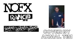 NOFX/RANCID - RADIO RADIO (loop cover)