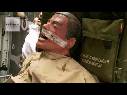 USAF Aeromedical Evacuation Exercise