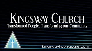 Kingsway Church Live Stream - October 3, 2021
