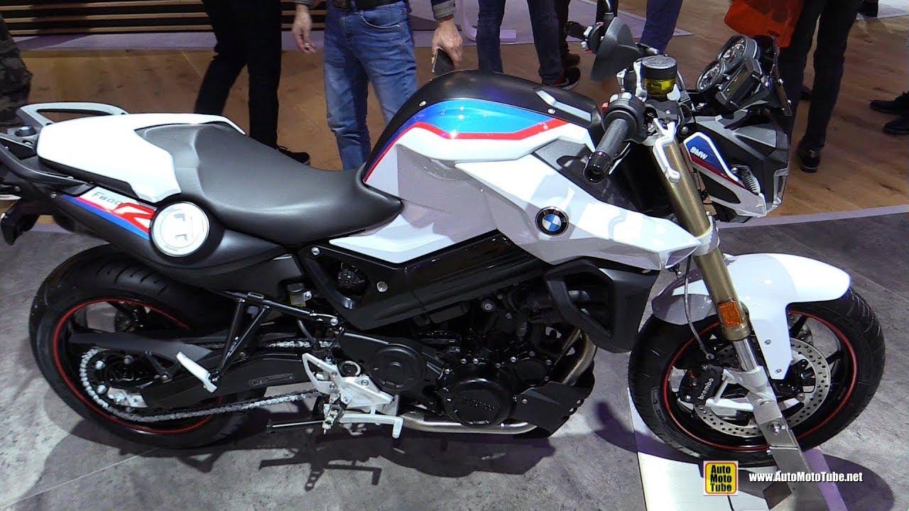 2018 BMW F800R