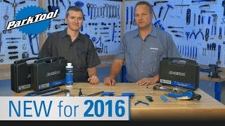Park Tool - New for 2016