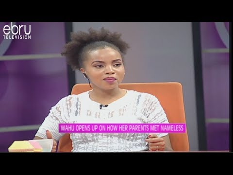 Brenda Wairimu On Introducing Juliani To Her Parents