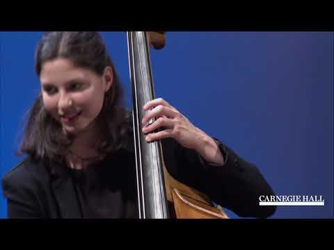 """NYO Jazz Performs Miguel Zenón's """"Run with Jones"""" with Bandleader Sean Jones"""