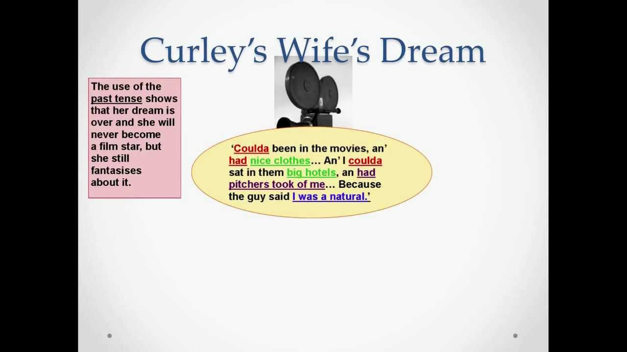 omam curley s wife s dream omam curley s wife s dream