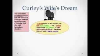 curleys wife analysis