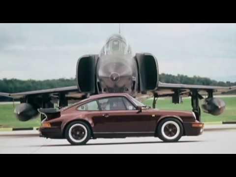 4Legend.com - Porsche RUF History & RUF CTR Yellow Bird on Nürburgring