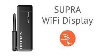 Supra Wifi Display или Видеообзор конкурента Google Chromecast(Подпишись! / SUBSCRIBE http://goo.gl/kc2kyw Лучшие обзоры ТУТ! / Watch More! http://goo.gl/Sg5MWk Смартфоны / Smartphones: http://goo.gl/ZGvL23 ..., 2014-03-17T11:41:08.000Z)