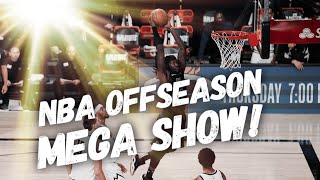 NBA Offseason Mega Show! Breaking Down All The Moves, It's Trades & Turkey Time