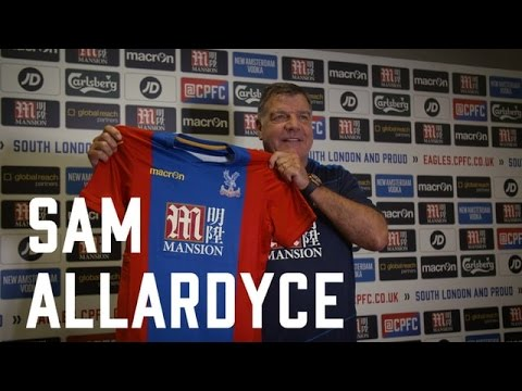 Sam Allardyce | First Interview