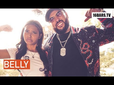 Belly Interview: Midnight Zone, XXXTentacion, Immigration & Jay Z (16BARS.TV)