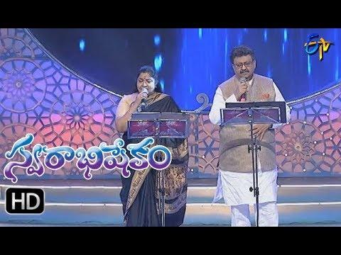 Vaana Vaana velluvaaye Song | SP Balu,Chitra Performance | Swarabhishekam | 27thAugust 2017