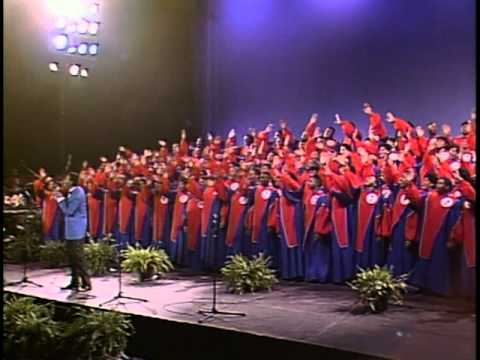"""""""Old Time Church"""" - The Mississippi Mass Choir"""