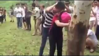 Repeat youtube video Las mejores punteadas del mundo  chicos punteando a chicas