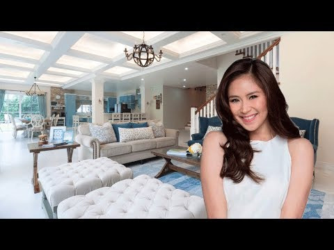 Sarah Geronimo's New House In Quezon City - [ Inside & Outside ] - 2018