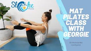 Mat Pilates with Georgie | Stoke Physio