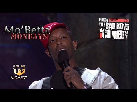 "Rasheed ""Jamaicans Talk Backwards"" P Diddy Presents Bad Boys of Comedy"