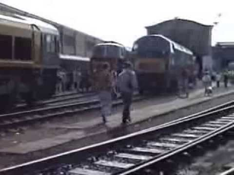 Plymouth Laira open day 15/9/1991