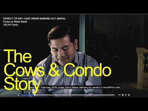 Another Scandal from Malaysia - The Cows And Condo Story