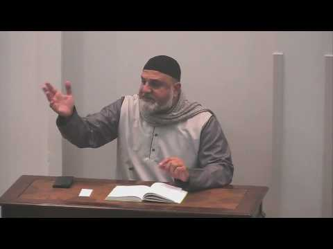 Ustadh Baajour Sickness series (7) What a sick person should avoid