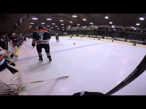 Anaheim Ice Rookie/copper Allstar game 2015