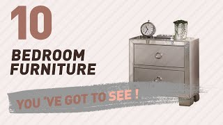 Glass Bedroom Furniture // New & Popular 2017