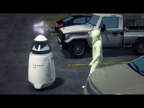 K5 crime-fighting robots go on patrol in Silicon Valley