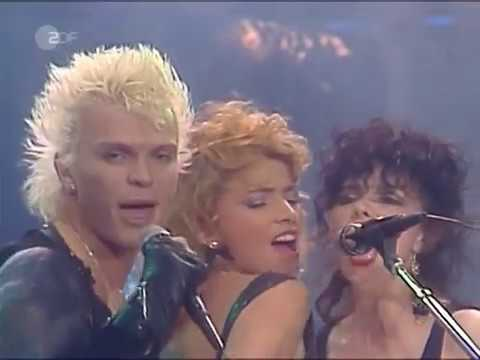 Billy Idol - To Be A Lover (LIVE) (1986) (HQ)