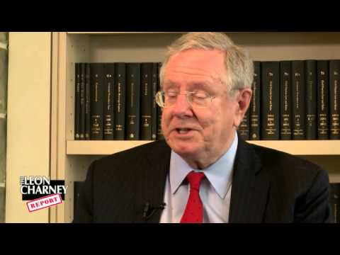 Steve Forbes and Efraim Zuroff | Charney Report
