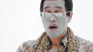 PPAP but every time he says pen it gets slower