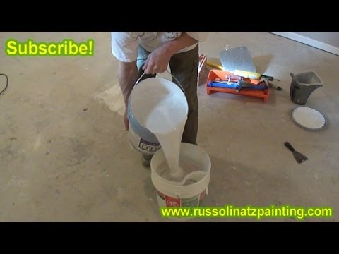 Diy How To Strain Paint 5 Gallon Bucket Of Ceiling Part 1 You